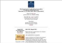 MagicSRF pour AutoCAD R14-2004 & BricsCAD V6