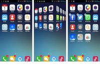 One Launcher Android