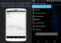 TWRP Manager Android