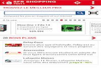 SFR Shopping