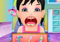Jeux dentiste bébé