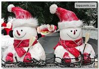 Noël 2011 Ecran de Veille HN