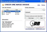 DRExpress Media Cloneur