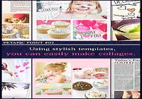 Petapic - Photo Collage App