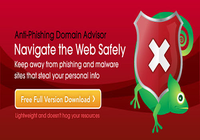 Anti-Phishing Domain Advisor