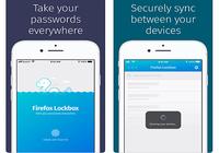Firefox Lockbox iOS