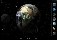 Belle Earth Live Wallpaper
