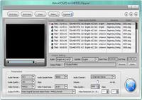 WinX Free DVD to MPEG Ripper