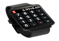 Calculette - Android Wear