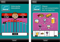 AlcooTel iOS