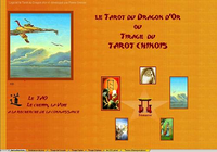 Astro-Lame  Le Tarot du Dragon d'or