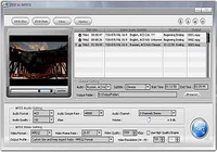 Alldj DVD To MPEG Converter