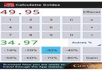 Calculette Soldes