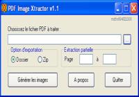 PDF Image Xtractor
