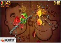 Fruit Ninja Free iOS