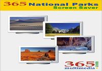 365 National Parks Screen Saver