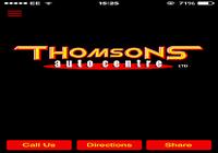 Thomsons Auto Centre