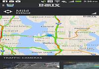 INRIX Traffic, cartes, alertes