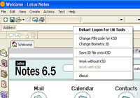 Dekart Logon for Lotus Notes