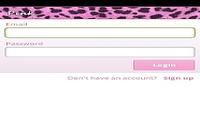Pink Cheetah for Facebook