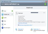 Eset NOD 32 Antivirus Bêta