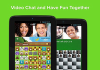 Rounds Video Chat Message Voix