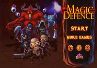 La défense Magique