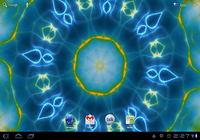 Prismatic Live Wallpaper