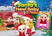 New Baby - Little Santa Babies