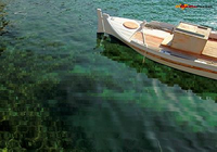 Handmade Boat Screensaver