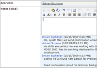 Discussion Column for SharePoint