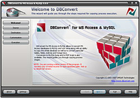 DBConvert for Access & MySQL