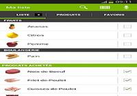 PlanCourses - Liste de courses