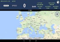 GPS Speedometer Altimeter