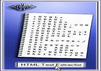 HTML Text Extractor