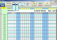 XLS Planning Free