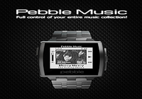 Music Player for Pebble