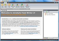 Feed Writer Deskop RSS Editor