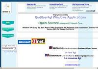 ENDUSER4GL SORT API