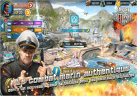 Empire : Rise of Battleship Android