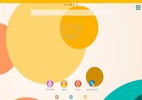 Xperia™ theme CircleVaganza