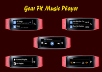 Music Player for Gear Fit