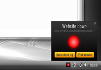 Pingdom Desktop Notifier