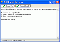 Free MBOX to EML Converter