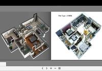 3D Plans de maison