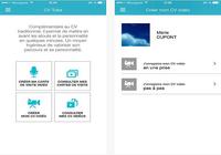 CV Tube - Pôle emploi iOS