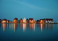 Lake Village Screensaver