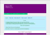 Pierre Le Muzic :: Editeur Fichier CSS
