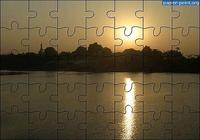 Puzzle Coucher de Soleil 1