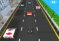 Course de Motos